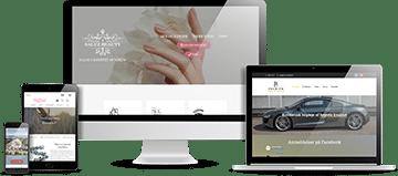 Website design - Komenti