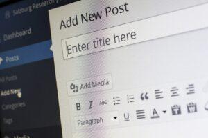 WordPress - forskellen på indlæg og sider